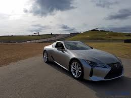 top speed of lexus lf lc 2018 lexus lc 500h first driving impressions at circuit of the