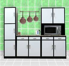 retro metal kitchen cabinets how to refinish old kitchen
