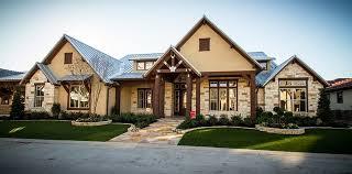 The Cross Creek Rustic Exterior Houston By Design Tech Homes - Design tech homes