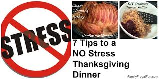 7 steps for a no stress thanksgiving dinner family finds