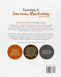 essentials of services marketing jochen wirtz patricia chew