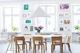 White Dining Room Design Ideas - All white dining room
