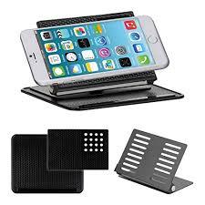 porta per auto supporto per auto con tappetino antiscivolo per smarthone e gps