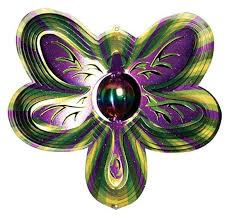 designer gazing dragonfly wind spinner products lawn