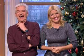 Holmes On Homes Cancelled by This Morning U0027s Ruth Langsford And Husband Eamonn Holmes Disrupt