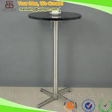 collapsible high top table high top collapsible table home design ideas