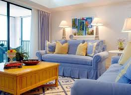 Blue And Yellow Home Decor by Colors Archives Beach Bliss Living
