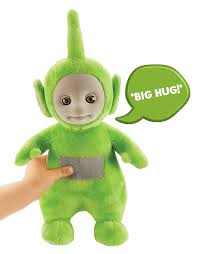 teletubbies talking dipsy soft toy green character options