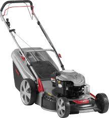 al ko petrol lawnmower silver 520 br premium al ko garden hobby