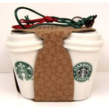 58 best starbucks ornaments images on