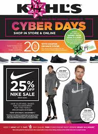 kohl s cyber monday 2017 ad deals sales bestblackfriday