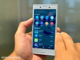 sony xperia x compact hands on android central
