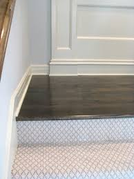 Laminate Floors On Stairs Life Love Larson Completed Hardwoods In Hallway U0026 Landing