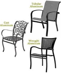 Aluminum Outdoor Furniture And Patio Furniture - Outdoor aluminum furniture