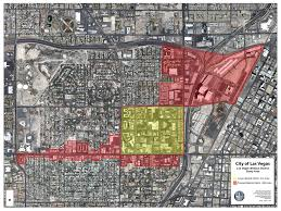 Unlv Map City Plans New Housing To Entice Medical Community U2014 Dtlv