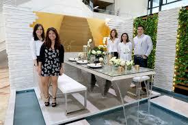home interior design school sofa design institute students wins premier inter school interior