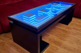 wi fi infinity mirror table including a usb charger album on imgur