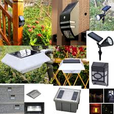 Wooden Solar Lights by Small High Quality Led Solar Fences Lights Wooden Soalr Pool Fence