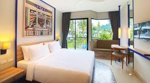 Family Room Holiday Inn Express Krabi Ao Nang Beach Ao Nang - Holiday inn family room