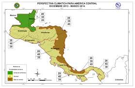 america climate zones map central america and caribbean seasonal monitor sat 2013 11 30