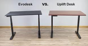 Bamboo Desks Evodesk Vs Uplift Desk The Jiecang Standing Desk Comparison