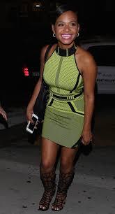 dress gal s la gal rage knit green and black