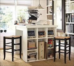 Sauder Kitchen Furniture Kitchen Counter Height Desk Storage Intended For Furniture Cool