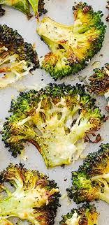 best 25 roasted broccoli recipe ideas on broccoli