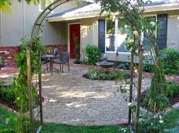 Yard Patio 68 Best Gravel Patios Images On Pinterest Furniture Ideas