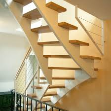aufgesattelte treppen aufgesattelte treppe 1 middendorf
