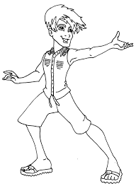 jackson jekyll monster high coloring page coloring pages of