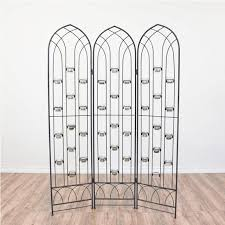 Wrought Iron Room Divider by Divider Extraordinary Metal Room Divider Exciting Metal Room