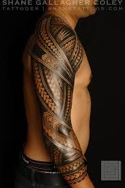polynesian tattoo arm pesquisa google riscos tattoo