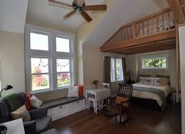 Backyard Apartment Floor Plans Cottage And Garage Ventana Construction Seattle