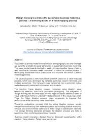 design thinking elements design thinking to enhance the pdf download available
