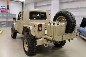 army jeep the jeep wrangler commando is ready for war and peace jk forum