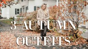 Vermont travel outfits images Three autumn outfits fall in vermont fashion mumblr jpg