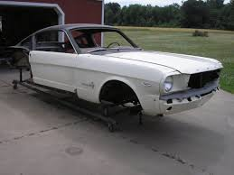 mustang fastback 1965 1965 mustang fastback project car low reserve for sale photos