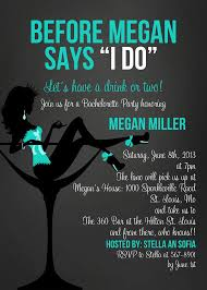 bachelorette party invitation wording before she says i do in blue bachelorette party invitation
