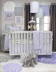Purple Bedding For Cribs Swizzle Purple Glenna Jean