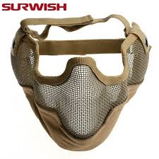 mask party surwish airsoft mask cs protective mask generic tactical guard