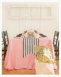 Pink And Black Sweet 16 Decorations Sweet 16 U2014 Prospect Goods
