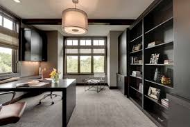 Interior Design Home Office Amusing 80 Transitional Home Interior Design Decoration Of