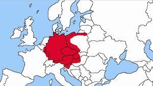 Map Of Czech Republic Alternate History Of Czech Republic Youtube