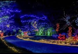 norfolk botanical gardens christmas lights 2017 16 great christmas light displays near military installations