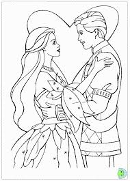 barbie swan lake coloring pages coloring