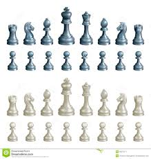 Chess Piece Designs by Chess Pieces Set Stock Photography Image 29314282