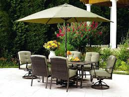 patio table and chairs with umbrella hole outdoor dining table with umbrella nikejordan22 com