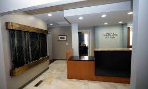 Chiropractic Office Design Ideas Office Lobby Water Feature For Clinic Pinterest Lobbies