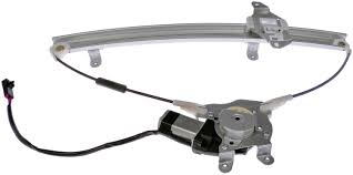 nissan altima interchangeable parts power window motor and regulator assembly front left fits 98 01